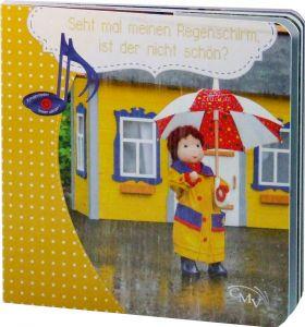 Seht mal meinen Regenschirm, ist der nicht schön?
