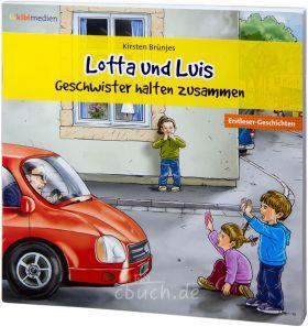 Brünjes: Lotta und Luis - Geschwister halten zusammen