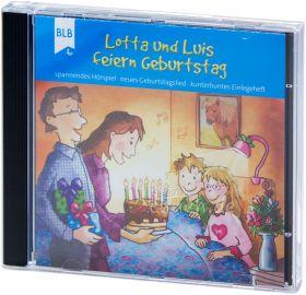 Brünjes: Lotta und Luis feiern Geburtstag (Audio-Hörspiel)
