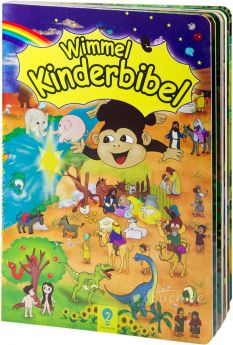 Flòrez: Wimmel Kinderbibel