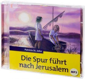 Die Spur führt nach Jerusalem (MP3-Hörbuch)