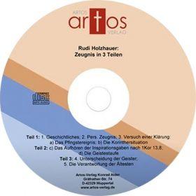 Holzhauer: Zeugnis in 3 Teilen (MP3-Vortrag)