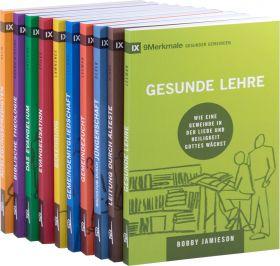 9Merkmale-Paket - Alle 10 Bände im Paket