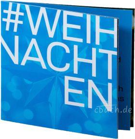 Friedrich: #WEIHNACHTEN - Ein evangelistisches Verteilheft