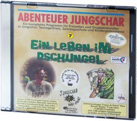 Abenteuer Jungschar: Ein Leben im Dschungel (CD-ROM)