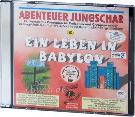 Abenteuer Jungschar: Ein Leben in Babylon (CD-ROM)