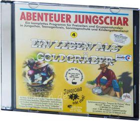 Abenteuer Jungschar: Ein Leben als Goldgräber (CD-ROM)
