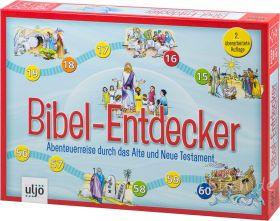 Gesellschaftsspiel Bibel-Entdecker - Uljö