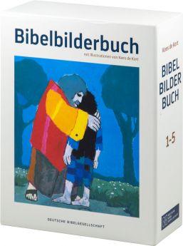 Kees de Kort: Bibelbilderbuch Band 1-5