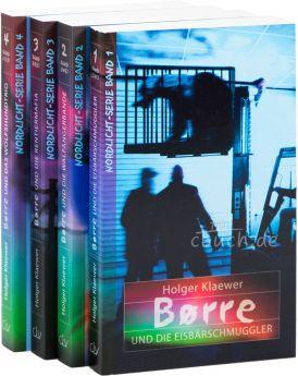 Nordlicht-Serie (Børre) – Band 1-4