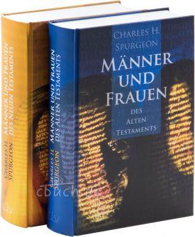 Buchpaket: Männer und Frauen des Alten Testaments / Männer und Frauen des Neuen Testaments« (2 Bände)
