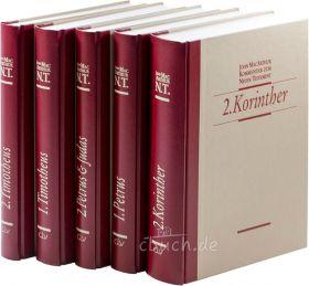 Buchpaket »MacArthur-Kommentare« (5 Bände)