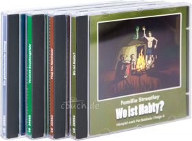 "CD-Set ""Familie Streatley"""