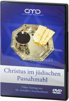 Fruchtenbaum: Christus im jüdischen Passahmahl (DVD)