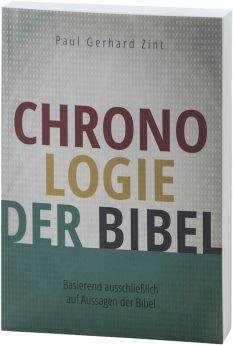 Zint: Chronologie der Bibel (Mängelexemplar)