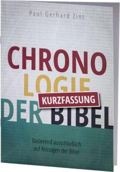 Zint: Chronologie der Bibel Kurzfassung