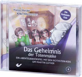 Herzler/Hillebrenner: Das Geheimnis der Totenmaske (Audio-Hörspiel)