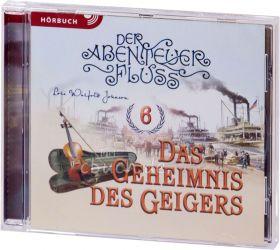 Johnson: Das Geheimzeichen (MP3-Hörbuch) - Der Abenteuer-Fluss Band 5