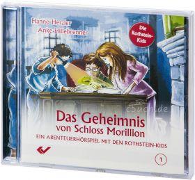Herzler/Hillebrenner: Das Geheimnis von Schloss Morillion (Audio-Hörspiel)