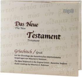 Robinson: Das Neue Testament Griechisch - Hörbuch