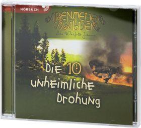 Johnson: Die unheimliche Drohung - Die Abenteuerwälder 10 (MP3-Hörbuch)