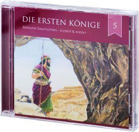 van-Wijk: Die ersten Könige (2 Audio-CDs Hörbuch) - Folge 5