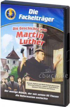 Die Geschichte von Martin Luther (Video-DVD)