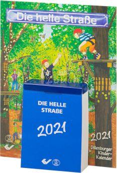 Die Helle Straße - Abreißkalender 2021