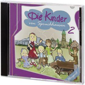 Die Kinder von Spruchhausen 2 (Audio-Hörspiel)
