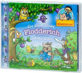 Bühne: Die kleine Pflaume Flodderich (Audio-Hörspiel)