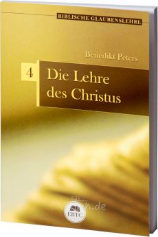 Benedikt Peters: Die Lehre des Christus