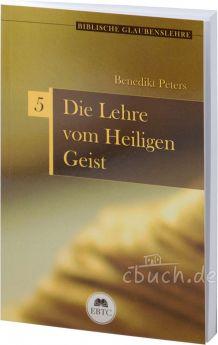 Peters: Die Lehre vom Heiligen Geist