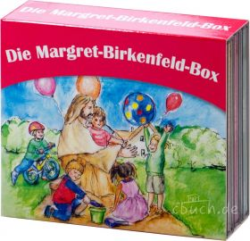Die Margret-Birkenfeld-Box 4 - 3 CDs
