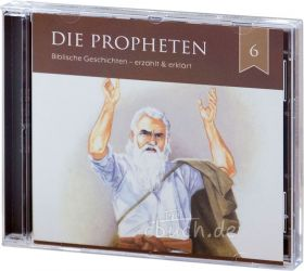 van-Wijk: Die Propheten (2 Audio-CDs Hörbuch) - Folge 6