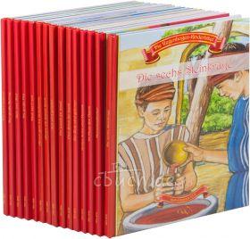 Die Regenbogen-Kinderbibel - Paket mit 15 Büchern