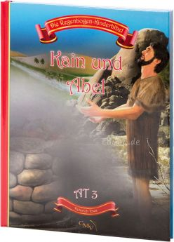Die Regenbogen-Kinderbibel - Kain und Abel - AT 3