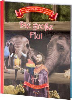 Die Regenbogen-Kinderbibel - Die große Flut - AT 4