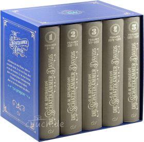 Charles H. Spurgeon: Die Schatzkammer Davids - Psalmen