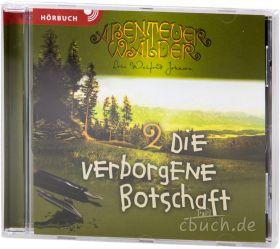 Johnson: Die verborgene Botschaft - Die Abenteuerwälder 2 (MP3-Hörbuch)