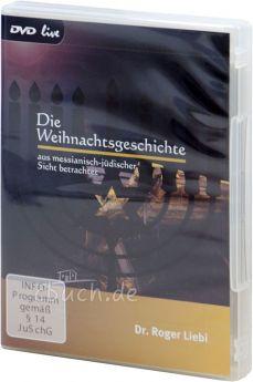 Liebi: Die Weihnachtsgeschichte - DVD
