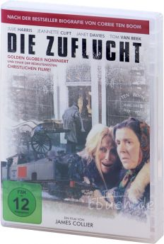Die Zuflucht (Video - DVD) - Corrie Ten Boom