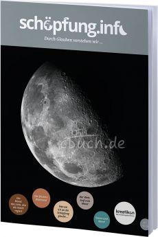 Magazin Schöpfung.info Nr. 7 - Der Mond