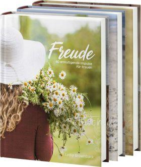 Buchpaket: Freude, Vertrauen, Zufriedenheit - Lydia Brownback