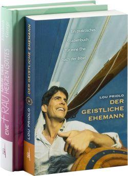 Priolo/George Eine Frau nach dem Herzen Gottes + Der geistliche Ehmann