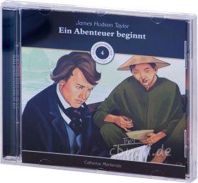 Ein Abenteuer beginnt - Hudson Taylor (MP3-Hörbuch)