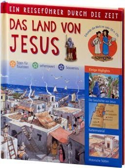 Martin: Ein Reiseführer durch die Zeit - Das Land von Jesus