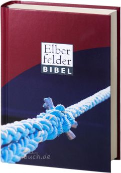 Revidierte Elberfelder Bibel - Taschenausgabe, Motiv Ankertau