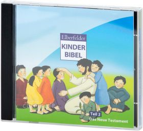 Elberfelder Kinderbibel CD-ROM, Teil 2: Das Neue Testament