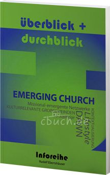 Rudolf Ebertshäuser: Emerging Church
