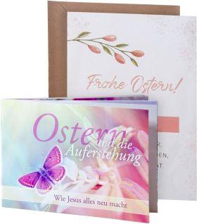 Evangelistisches Ostergruß-Set